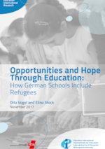 Opportunities and Hope Through Education: How German Schools Include Refugees